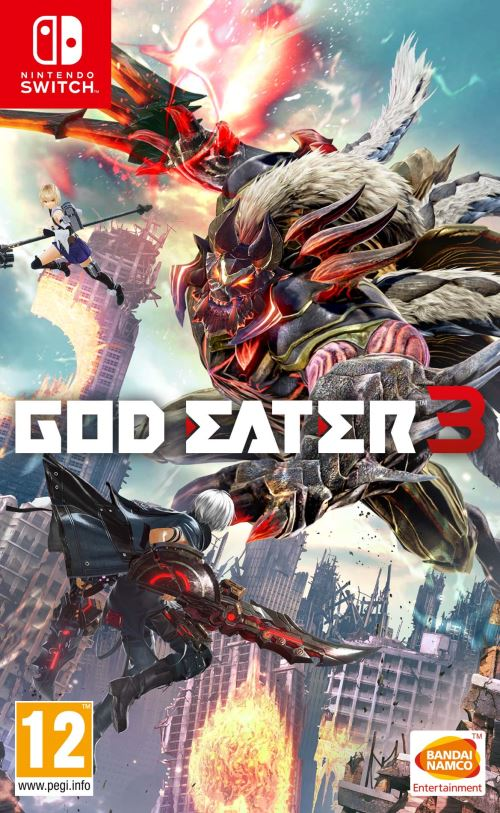 [2019-07-12] God Eater 3  Switch God-Eater-3-Nintendo-Switch