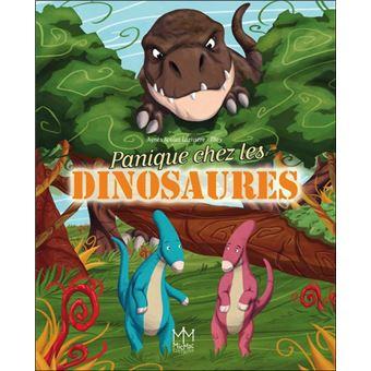 Panique chez les dinosaures