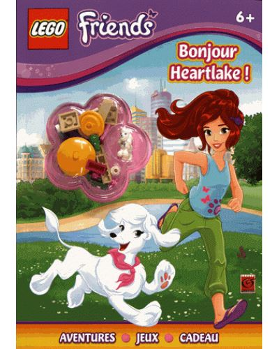 Lego Friends -  : Lego Friends Bonjour Heartlake