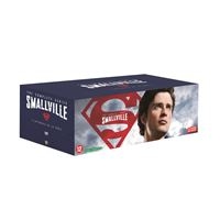 Coffret Smallville Intégrale Saisons 1 à 10 DVD