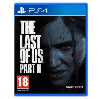 The Last Of Us Part II FR/NL PS4