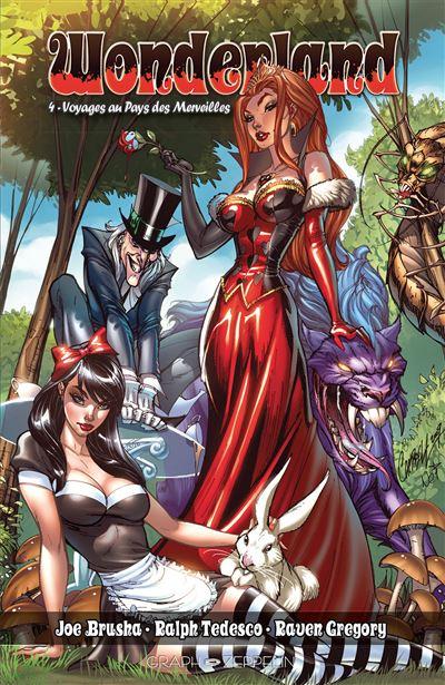 Wonderland (volume 4)