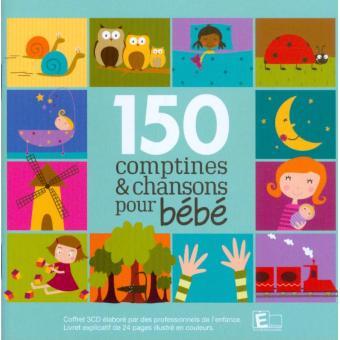 150 Comptines pour bébé
