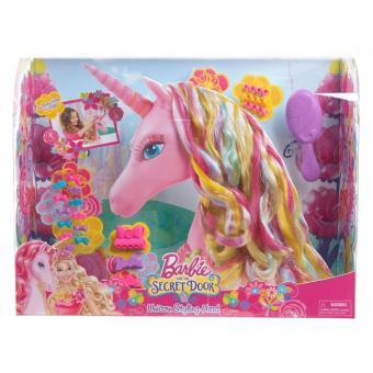 T te coiffer de luxe barbie licorne poup e achat - Barbie licorne ...