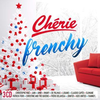 Cherie frenchy/3 cd/digipack
