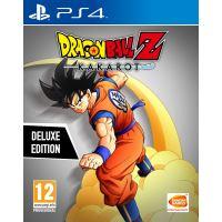 Dragon Ball Z Kakarot Deluxe Edition NL PS4