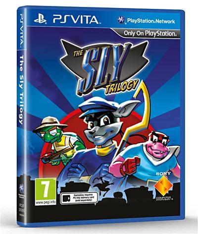 Sly Trilogy PS Vita