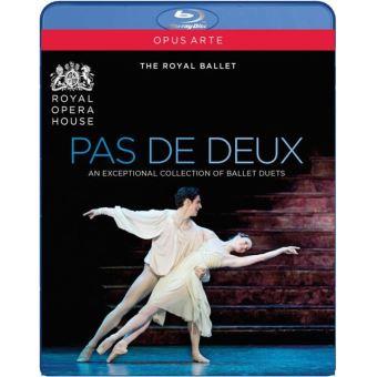 Pas De Deux An Exceptional Collection Of Ballet Duets Blu-ray