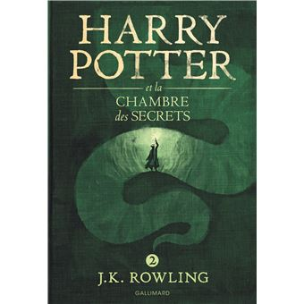 Harry Potter - Tome 2 - Harry Potter et la chambre des secrets ... on