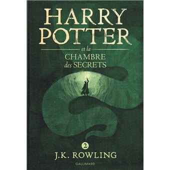 Harry Potter - : Harry Potter et la Chambre des Secrets