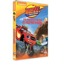 Blaze et les Monster Machines Volume 5 La course vers le toit du monde DVD