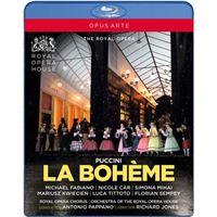 LA BOHEME/BLURAY