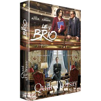 BRIO + QUAI D ORSAY-COFFRET-FR