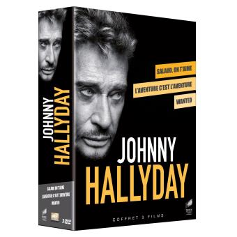 johnny hallyday un acteur de l gende coffret dvd brad mirman dvd zone 2 achat prix fnac. Black Bedroom Furniture Sets. Home Design Ideas