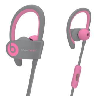 Ecouteurs Beats Power Beats Sans fil Rose