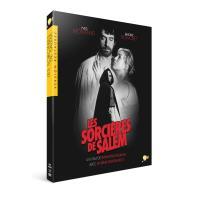Les sorcières de Salem Edition limitée Combo Blu-ray DVD