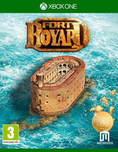 Fort Boyard Xbox One