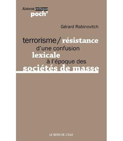 Terrorismerésistance