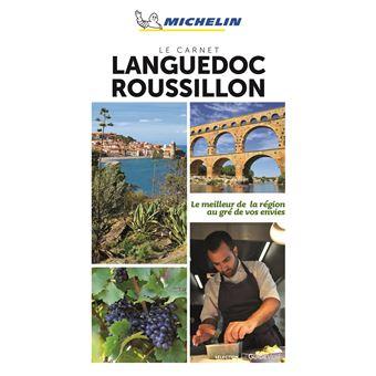 Le Carnet Languedoc Roussillon Michelin