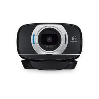 Webcam HD Logitech C615 8 MP USB Noir