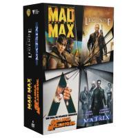 Coffret Dystopie 4 films DVD