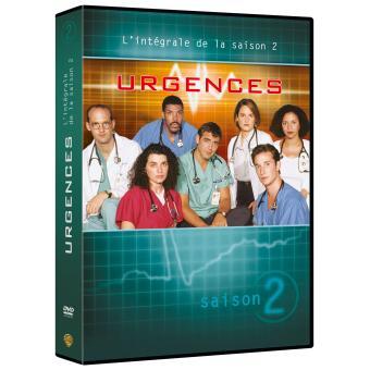 UrgencesUrgences Coffret intégral de la Saison 2 - DVD