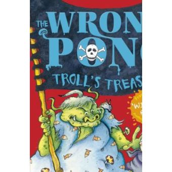 Wrong Pong: Trolls Treasure (The Wrong Pong)