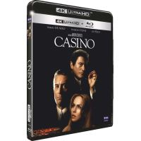 Casino Blu-ray 4K Ultra HD