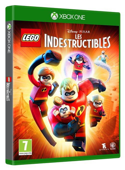 LEGO Disney / Pixar Les Indestructibles Xbox One