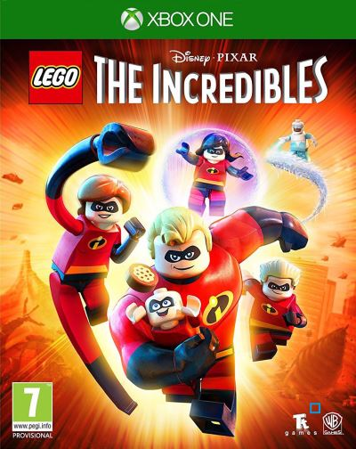 LEGO Disney / Pixar Les Indestructibles Xbox One
