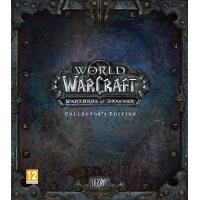 World of Warcraft Warlords of Draenor Edition Collector PC et Mac