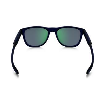 Lunettes de soleil Oakley Trillbe X Noire et verte - Lunettes à la Fnac ee44d5016a17