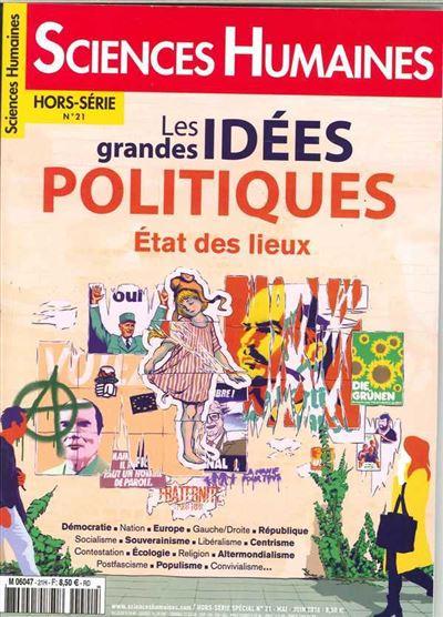 Grandes idées politiques, état des lieux