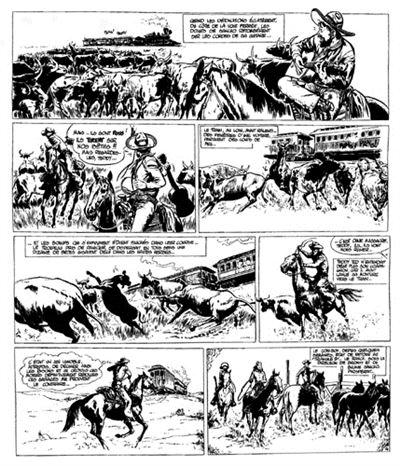 Un train pour l'enfer