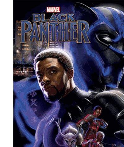 Black Panther : Le prologue du film