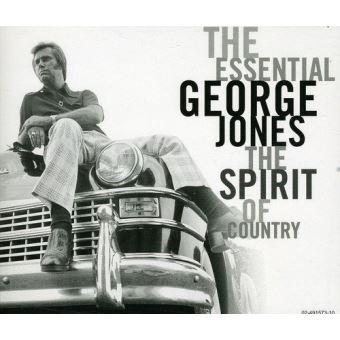 Essential george jones  new version