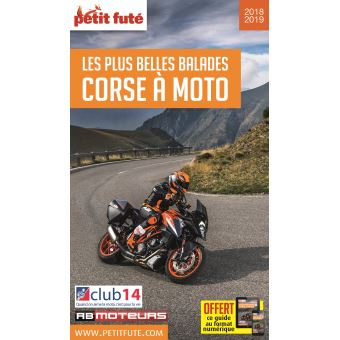 Corse A Moto 2018 Petit Fute Offre Num Guide Avec Offre Numerique Edition 2018 Broche Dominique Auzias Jean Paul Labourdette Achat Livre Ou Ebook Fnac