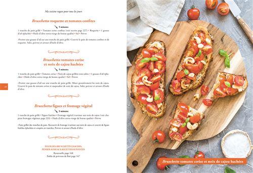 Ma Cuisine Vegan Pour Tous Les Jours Relie Stephanie Tresch