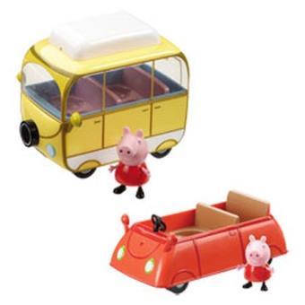 Pig Avec Véhicule Pig Véhicule Figurine Avec Véhicule Peppa Pig Figurine Peppa Peppa WDHY9IE2