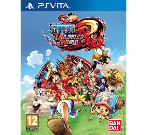 One Piece Unlimited World Red PS Vita - PS Vita