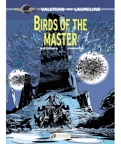 Valerian and Laureline - tome 5 Birds of the Master