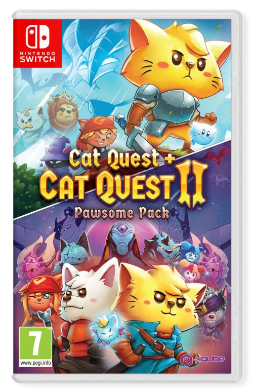 Cat Quest 1+2 Pawsome Pack Nintendo Switch