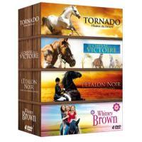 Coffret Cheval numéro 2 - 4 films DVD