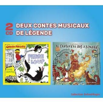Deux contes musicaux de légende
