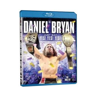 WWE Daniel Bryan Just Say Yes ! Blu-ray