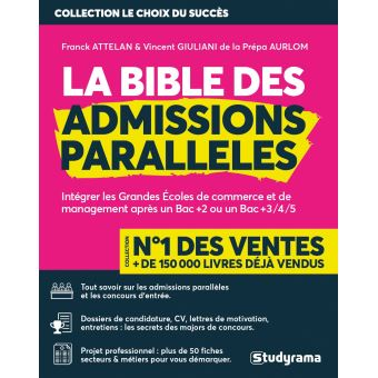 Objectif admissions paralleles