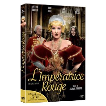 L'Impératrice rouge DVD