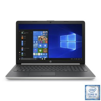 HP 15-DA1072NB 15 256GB SSD 16GB RAM Core I5-8265U GF MX130 4GB Zilver