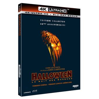 HalloweenHalloween Blu-ray 4K Ultra HD