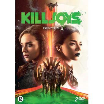 Killjoys S3-NL